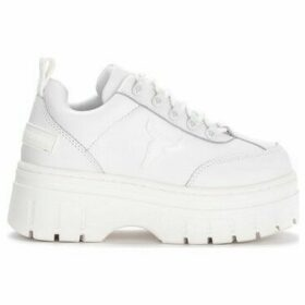 Windsor Smith  sneaker Lit model in white leather  women's Shoes (Trainers) in White