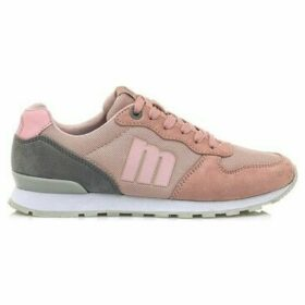 MTNG  ZAPATILLAS  MUJER  women's Shoes (Trainers) in Pink
