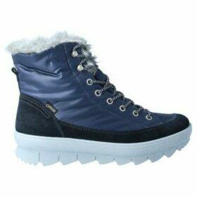 Legero  Women Laces Booties GTX 1-00933  women's Wellington Boots in Blue