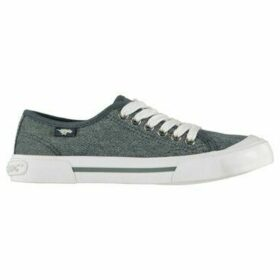 Rocket Dog  Jumpin Canvas Shoes Womens  women's Shoes (Trainers) in Blue