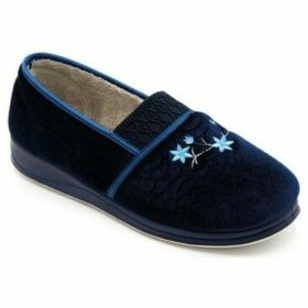 Padders  Michelle Womens Full Slippers  women's Slippers in Blue