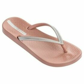Ipanema  Anatomic Mesh  women's Flip flops / Sandals (Shoes) in Pink