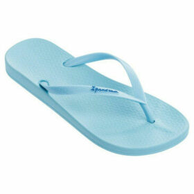 Ipanema  Anatomic Tan Colors  women's Flip flops / Sandals (Shoes) in Blue