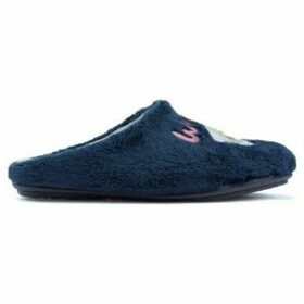 Vulladi  Sneakers go home  LOVE  women's Slippers in Blue