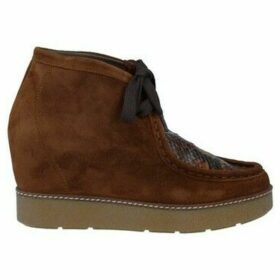 Pedro Miralles  Weekend 23351 Botines Casual con Cuña de Mujer  women's Low Ankle Boots in Brown