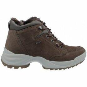 Igi co  41608 Botines Casual GTX con Cordones de Mujer  women's Shoes (High-top Trainers) in Brown