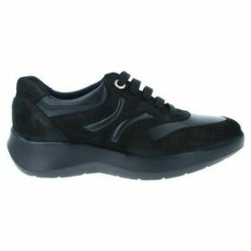 CallagHan  Callaghan Walker 17004 Zapatos Casual de Mujer  women's Shoes (Trainers) in Black