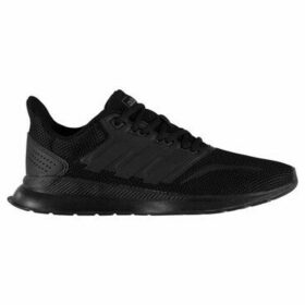 adidas  Falcon Ladies Trainers  women's Running Trainers in Black