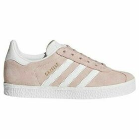 adidas  ZAPATILLA GAZELLE  women's Shoes (Trainers) in Pink