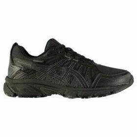 Asics  GEL Venture 7 Ladies Waterproof Trail Running Shoes  women's Running Trainers in Black