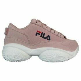 Fila  Provenance  women's Shoes (Trainers) in Orange