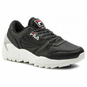 Fila  Orbit CMR Jogger L Low negro mujer  women's Shoes (Trainers) in Black
