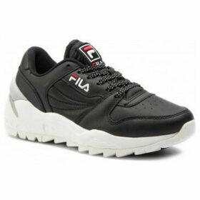 Fila  Orbit CMR Jogger L Low negro mujer  women's Shoes (Trainers) in Black