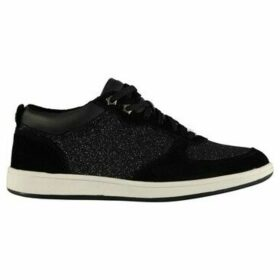 Firetrap  Joy High Top Ladies Trainers  women's Shoes (Trainers) in Black