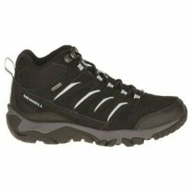 Merrell  Pine Ventilator Mid GTX Ladies Walking Shoes  women's Walking Boots in Black