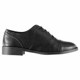 Miso  Bobbi Ladies Brogues  women's Smart / Formal Shoes in Black