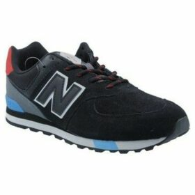 New Balance  GC574JHO Zapatillas Deportivas de Mujer  women's Shoes (Trainers) in Black