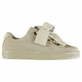 Puma  Heart FW Womens  women's Shoes (Trainers) in Grey