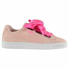 Puma  Street 2 FW Womens  women's Shoes (Trainers) in Pink