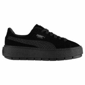 Puma  Trace FW Womens  women's Shoes (Trainers) in Black