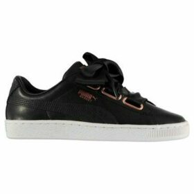Puma  Heart FW Womens  women's Shoes (Trainers) in Black