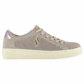 Skechers  Goldie Dus Womens  women's Shoes (Trainers) in Beige