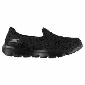 Skechers  GoWalk Ultra L  women's Slip-ons (Shoes) in Black