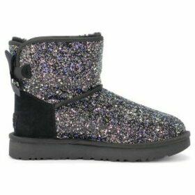 UGG  Tronchetto UGG Classic Mini Cosmos nero in montone e  women's Snow boots in Black