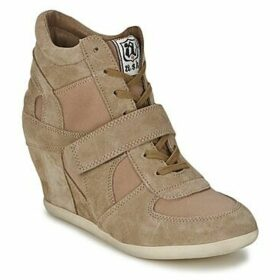 Ash  BOWIE  women's Shoes (High-top Trainers) in Brown