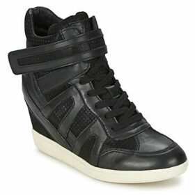 Ash  BECK BIS  women's Shoes (High-top Trainers) in Black