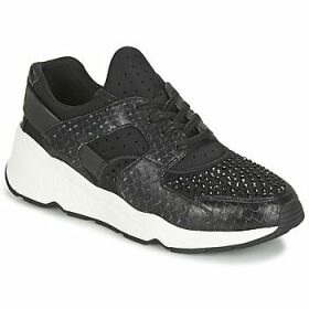 Ash  MOOD  women's Shoes (Trainers) in Black