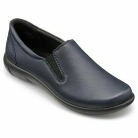 Hotter  Glove Womens Casual Slip-On Wide Fit Shoe  women's Loafers / Casual Shoes in Blue