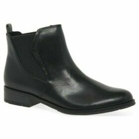 Marco Tozzi  Angelina Womens Chelsea Boots  women's Low Ankle Boots in Black