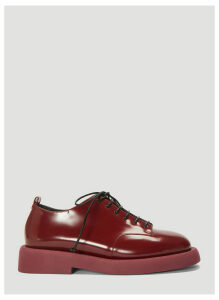 Marsèll Gommello Derby Shoes in Red size EU - 40