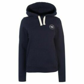 Soulcal  Signature Over The Head Hoodie  women's Sweatshirt in Blue