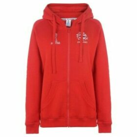 Fifa  Womens World Cup England Hoodie Ladies  women's Sweatshirt in Red