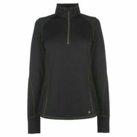 Eastern Mountain Sports  Dual Thermal Half Zip Top  women's Sweatshirt in Grey