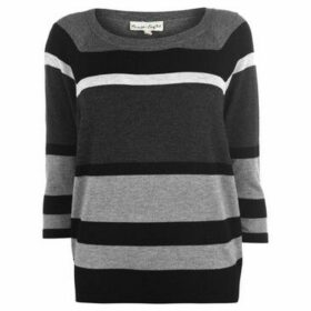Phase Eight  Striped Jumper Ladies  women's Sweater in Multicolour