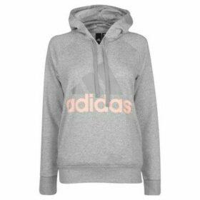 adidas  Linear OTH Hoody Ladies  women's Sweatshirt in Grey