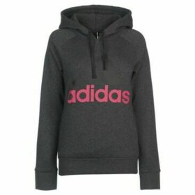 adidas  Linear OTH Hoody Ladies  women's Sweatshirt in Grey