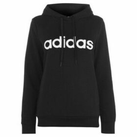 adidas  Linear OTH Hoodie Ladies  women's Sweatshirt in Black