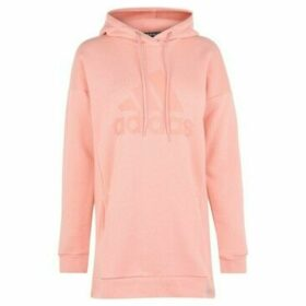 adidas  BOS OTH Hoody Ladies  women's Sweatshirt in Pink