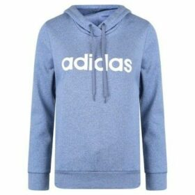 adidas  Linear OTH Hoodie Ladies  women's Sweatshirt in Blue