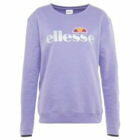 Ellesse  CASERTA 2 SWEATSHIRT  women's Sweatshirt in Purple