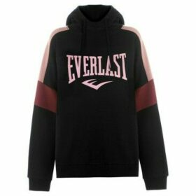 Everlast  Block OTH Hoodie Ladies  women's Sweatshirt in Black