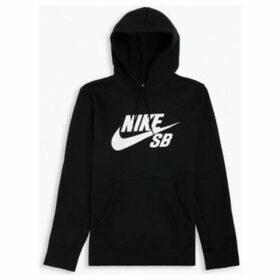 Nike  Sudadera con capucha de skateboard  women's Sweatshirt in Black