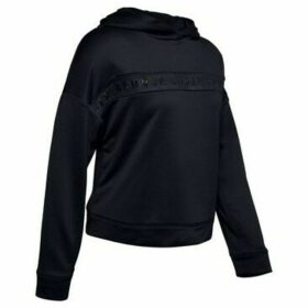 Under Armour  Tech Terry OTH Hoodie Ladies  women's Sweatshirt in Black