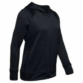 Under Armour  Tech Terry Zip Hoodie Ladies  women's Sweatshirt in Black