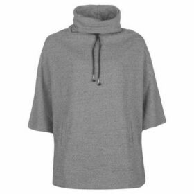 Joules  Sweater Poncho Ladies  women's Sweatshirt in Grey