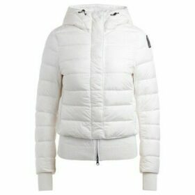 Parajumpers  Parajumper Oceanis 411 white down jacket with hood  women's Jacket in White
